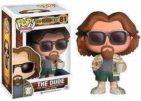 Funko POP! Big Lebowski Vinyl Figure Dude Pre-Order ships May