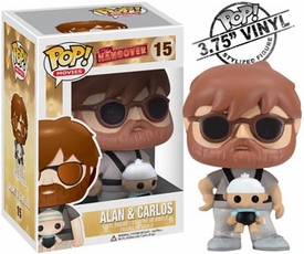 Funko POP! Hangover Vinyl Figure Alan with Baby Carlos