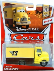Disney / Pixar CARS Movie 1:55 Die Cast Car Deluxe Vehicle Dustin Mellows [Retro Radiator Springs 4/8]