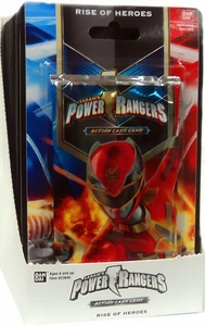 Power Rangers Action Card Game Rise of Heroes Booster BOX [15 Packs]