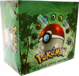 Pokemon Card Game Jungle 1st Edition Booster Box [36 Packs]