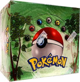 Pokemon Card Game Jungle Booster Box [36 Packs]