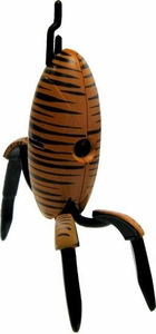 Portal 2 NECA 3 Inch LOOSE Mini Figure Series 2 Tiger Sentry Turret [Closed]