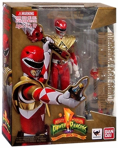 Mighty Morphin Power Rangers S.H. Figuarts Action Figure Armored Red Ranger