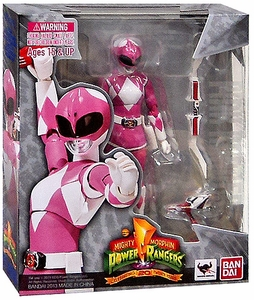 Mighty Morphin Power Rangers S.H. Figuarts Action Figure Pink Ranger