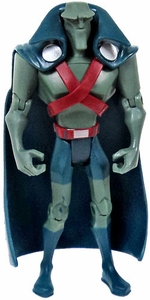 The Batman Shadow Tek LOOSE Action Figure Martian Manhunter