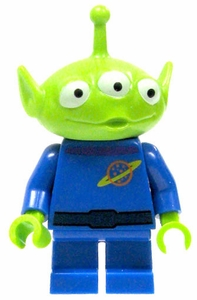LEGO Disney Toy Story LOOSE Mini Figure Little Green Alien Man