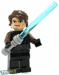 LEGO Star Wars Clone Wars LOOSE Mini Figure Anakin Skywalker with Gray Lightsaber [Version 1]