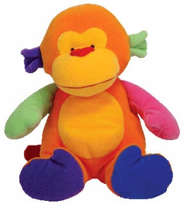 Ty Baby Soft Plush Funky Monkey