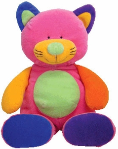 Ty Baby Soft Plush Kitty Cat