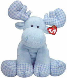 Ty Baby Soft Pluffies Twacks the Moose