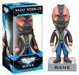 Funko DC Dark Knight Rises Movie Wacky Wobbler Bobble Head Bane