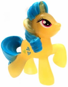 My Little Pony Friendship is Magic 2 Inch PVC Figure Series 7 Lemon Hearts