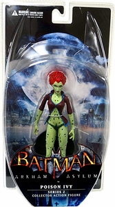 DC Direct Batman Arkham Asylum Series 2 Action Figure Poison Ivy