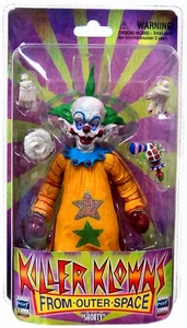 Killer Klowns From Outer Space Action Figure Shorty