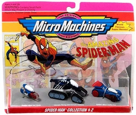 Micro Machines Spider-Man Collection #2