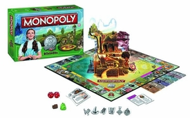 Monopoly Board Game Wizard of Oz 75th Anniversary Edition Pre-Order ships July