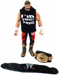WWE Wrestling Classic Superstars Exclusive Limited Edition 1 of 100 Loose Action Figure Eddie Guerrero [I'm Your Papi!]