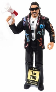 WWE Wrestling Classic Superstars Exclusive Limited Edition 1 of 100 Loose Action Figure Jimmy Hart [Mouth of the South]