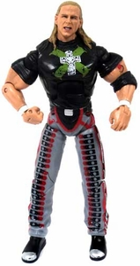 WWE Wrestling Deluxe Aggression Series 10 Loose Action Figure Shawn Michaels [DX Outfit]