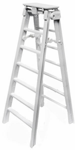 WWE Wrestling Loose Action Figure Accessory Ladder [White]