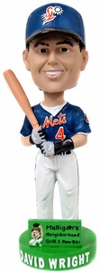 MLB  New York Mets Bobble Head David Wright