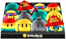 Smiley World 6 Inch Plush Indiana Smiley Pre-Order ships April