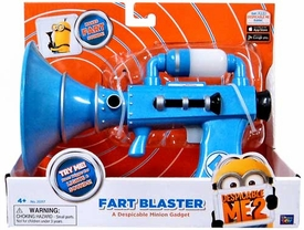 Despicable Me 2 Fart Gun Blaster [Not Banana Scented!]