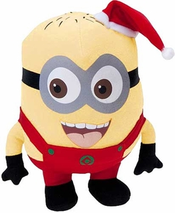 Despicable Me 9 Inch Plush Figure Jorge Santa Minion