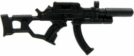 GI Joe 3 3/4 Inch LOOSE Action Figure Accessory Black UMP45 with Silencer
