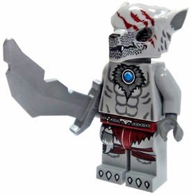 LEGO Legends of Chima LOOSE Mini Figure Winzar with Scimitar