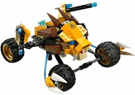 LEGO LOOSE Vehicle Lennox's Lion Buggy