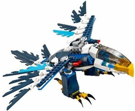 LEGO LOOSE Vehicle Eris' Eagle Hunter