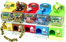 Pokemon Mini Vendor Theme Set of 5