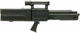 GI Joe 3 3/4 Inch LOOSE Action Figure Accessory Gunmetal G11 Caseless Ammunition Rifle