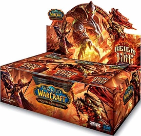 World of Warcraft Timewalkers: Reign of Fire Booster BOX [36 Packs]