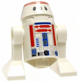 LEGO Star Wars LOOSE Mini Figure R5-D8 [Red & White Dome]