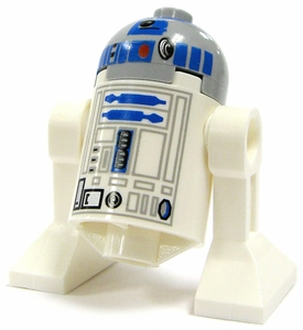 LEGO Star Wars LOOSE Mini Figure R2-D2 Astromech Droid [Gray Dome]