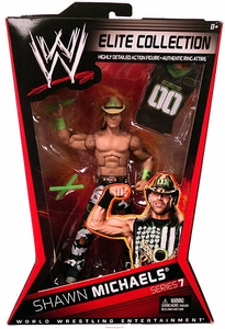 Mattel WWE Wrestling Elite Series 7 Action Figure Shawn Michaels [DX]