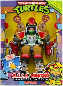 Teenage Mutant Ninja Turtles 2013 Retro Collection MECH Wrekkers Raphael