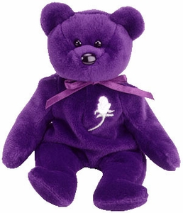 Ty Beanie Baby Princess the Princess Diana Bear PVC Version