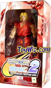 Capcom Vs. SNK 2 Street Fighter Series 1 Action Figure Ken