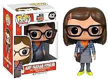 Funko POP! Big Bang Theory Vinyl Figure Amy Farrah Fowler