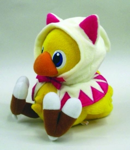 Final Fantasy XIV Plush Chocobo Pre-Order ships April