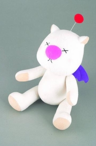 Final Fantasy XIV Plush Moogle Pre-Order ships April