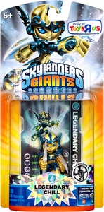 Skylanders GIANTS Exclusive Lightcore Figure Pack LEGENDARY Chill