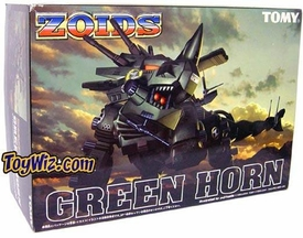 Zoids Tomy Limited Edition Model Kit #04 Green Horn
