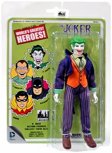 Batman Retro 8 Inch Series 1 Action Figure Joker
