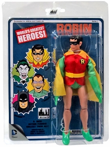 Batman Retro 8 Inch Series 1 Action Figure Robin