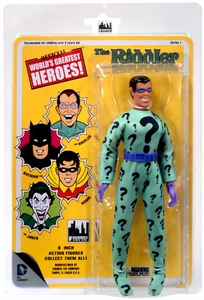 Batman Retro 8 Inch Series 1 Action Figure Riddler